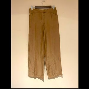 Giorgio Armani Wide Legged Trousers